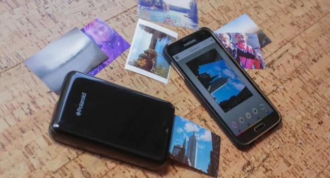 gadgets tecnologicos para regalar polaroid